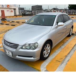トヨタ - 個人 総額26万円 程度重視の方へ トヨタ認定中古車 マークX250G
