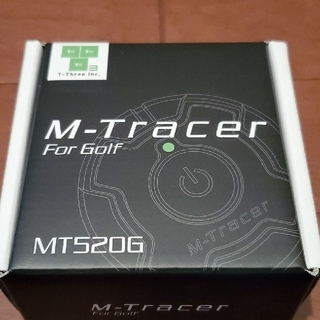 M-Tracer For Golf MT520G エムトレ 中古美品 送料無料