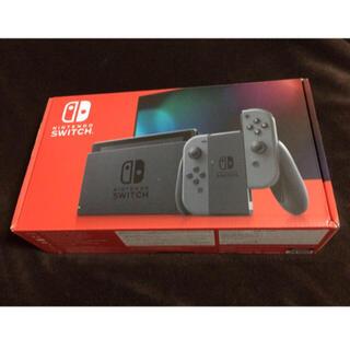 Nintendo Switch - Nintendo Switch ニンテンドースイッチ 新型 グレー 本体 任天堂