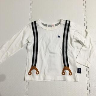 ポロラルフローレン(POLO RALPH LAUREN)のPOLOベビー ロンT(Tシャツ)