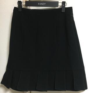 フォクシー(FOXEY)のFOXEY スカート (ひざ丈スカート)