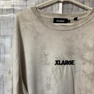 XLARGE - XLARGE タイダイ ロンT