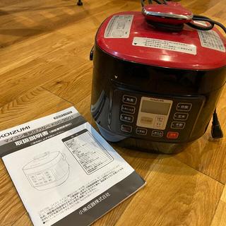 KOIZUMI - マイコン 電気圧力鍋
