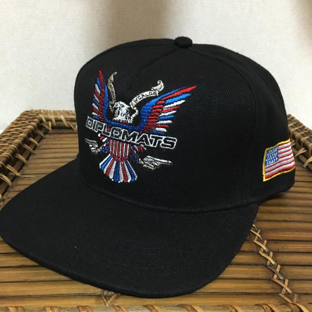 DIPSET SNAPBACK CAP 帽子 DIPLOMATSの通販 by 3S s shop|ラクマ cb0a2e88f7e