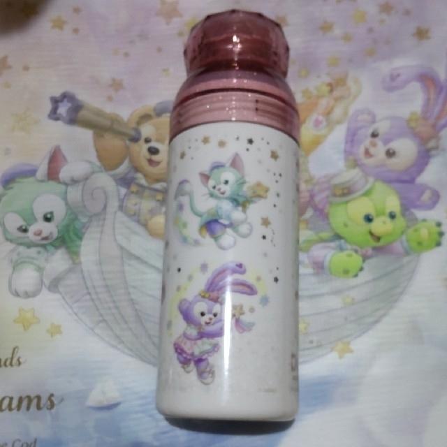 Disney(ディズニー)のスターリードリームス ドリンクボトル480ml ダッフィー&フレンズ 水筒 エンタメ/ホビーのおもちゃ/ぬいぐるみ(キャラクターグッズ)の商品写真