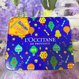 ロクシタン(L'OCCITANE)のロクシタン 海外缶ケース(小物入れ)