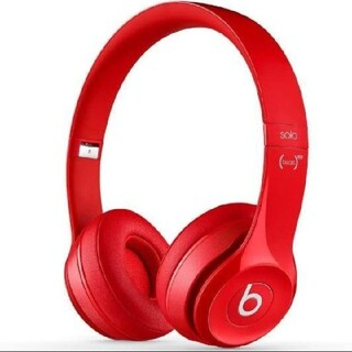 Beats by Dr Dre - Beats by Dr Dre SOLO2 WIRELESS RED