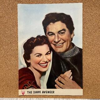 映画パンフレット「覆面の騎士」1956年(印刷物)
