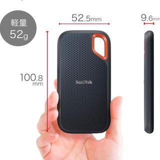 SanDisk - SanDisk SSD 外付け 1TB USB3.2Gen2