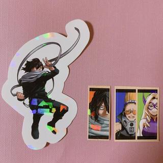 僕のヒーローアカデミア展 相澤消太 ホログラムステッカー