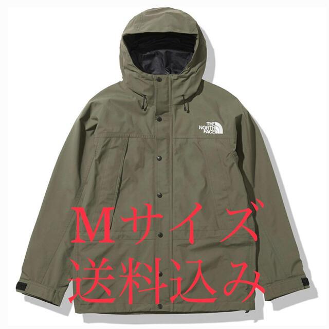 THE NORTH FACE(ザノースフェイス)のノースフェイス マウンテンライトジャケット 新品 ニュートープ Mサイズ メンズのジャケット/アウター(マウンテンパーカー)の商品写真