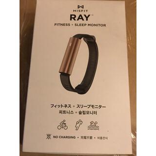 Misfit RAY ミスフィットS504BM0RZローズゴールド フィットネス(その他)