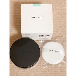 バニラコ(banila co.)のバニラコ プライムプライマー フィニッシュパウダー 新品(フェイスパウダー)