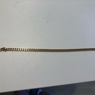 Tiffany & Co. - K18 ゴールドチェーンブレスレット