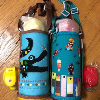 タイガー(TIGER)の2個セット タイガー ステンレス携帯用魔法瓶 800ml  マグボトル 水筒(水筒)