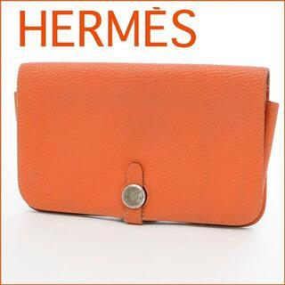 エルメス(Hermes)のHERMES エルメス ドゴンGM 長財布(財布)