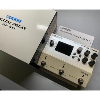 ボス(BOSS)のBOSS DD-500 Digital Delay デジタルディレイ DD500(エフェクター)