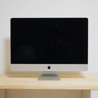 Apple - iMac 27インチ Retina 5K Late 2015 メモリ32GB