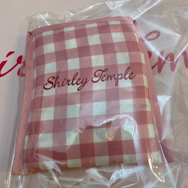 Shirley Temple(シャーリーテンプル)のシャーリーテンプル エコバッグ 新品 S キッズ/ベビー/マタニティのこども用バッグ(その他)の商品写真