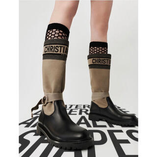 Christian Dior - ディオール ブーツ ロング 36