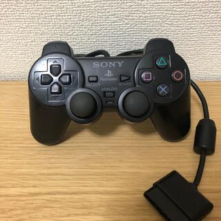 PlayStation2 - ps2 コントローラー ブラック