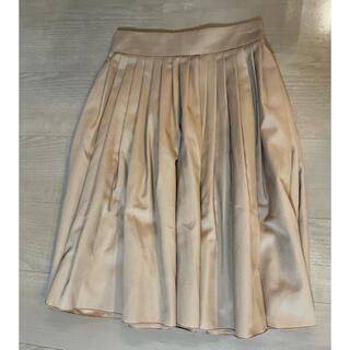 エムプルミエ(M-premier)のエムプルミエ プリーツ スカート(ひざ丈スカート)