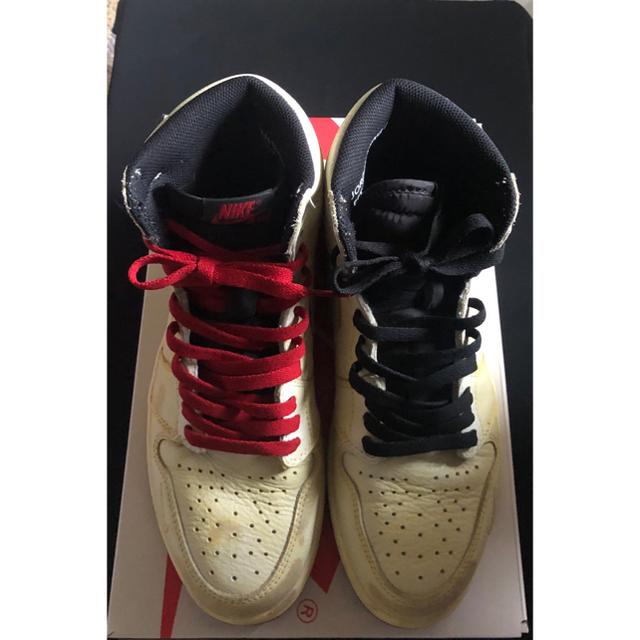 NIKE(ナイキ)の28cm NIKE  AIR JORDAN 1 OG ナイジェル シルベスター  メンズの靴/シューズ(スニーカー)の商品写真