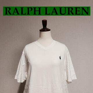 ラルフローレン(Ralph Lauren)のRalph 白Tシャツ XL(Tシャツ/カットソー(半袖/袖なし))