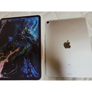 iPad - 美品iPad Pro (11インチ) 64GB 2018年モデル シルバー