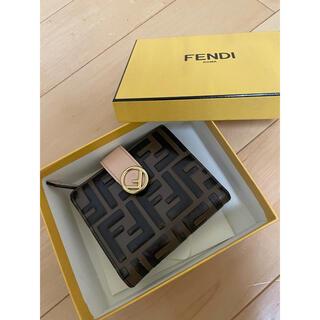 フェンディ(FENDI)のFENDI 折りたたみ財布(財布)