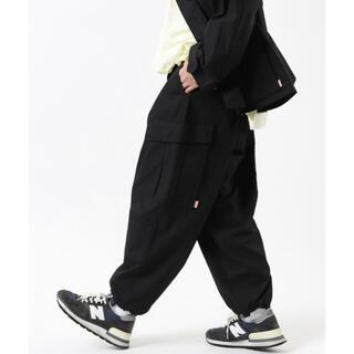 FREAK'S STORE - 【美品】HONSON ヒンソン ミリタリーパンツ 6ポケットパンツ ブラック