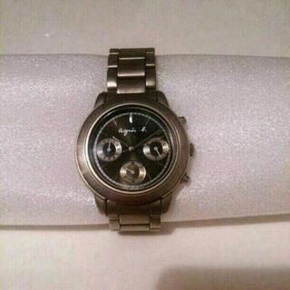 アニエスベー(agnes b.)のagnes b. 腕時計⌚️即購入⭕️(腕時計)