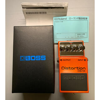 ボス(BOSS)のBOSS DS-1X ディストーションエフェクター DS1X(エフェクター)