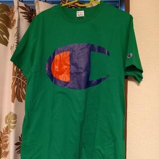 Champion - 新品、未使用。ChampionロゴTシャツ