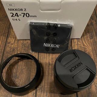 Nikon - NIKON z 24-70 f4 s