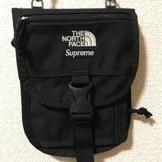 Supreme - supreme north faceコラボポーチ