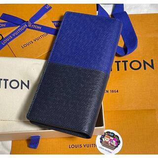 LOUIS VUITTON - 2021新作 新品未使用 ルイヴィトン ポルトフォイユブラザ 長財布