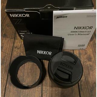Nikon - NIKON z 50mm f1.8 s