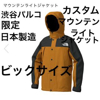 THE NORTH FACE - ノースフェイスマウンテンライトジャケット