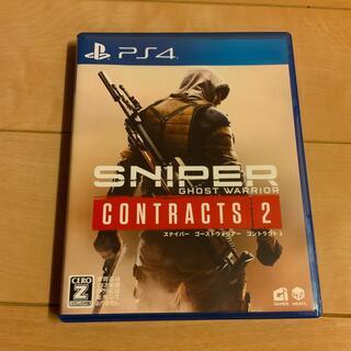 プレイステーション4(PlayStation4)のスナイパー ゴーストウォリアー コントラクト2   PS4(家庭用ゲームソフト)