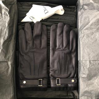DIOR HOMME - dior homme ディオールオム レザー手袋