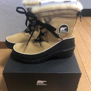 ソレル(SOREL)のソレル ブーツ 新品未使用 24.5(ブーツ)
