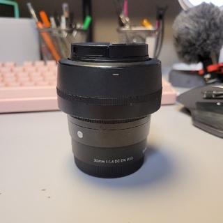 SIGMA - Sigma 30mm F1.4 DC DN Sony マウント