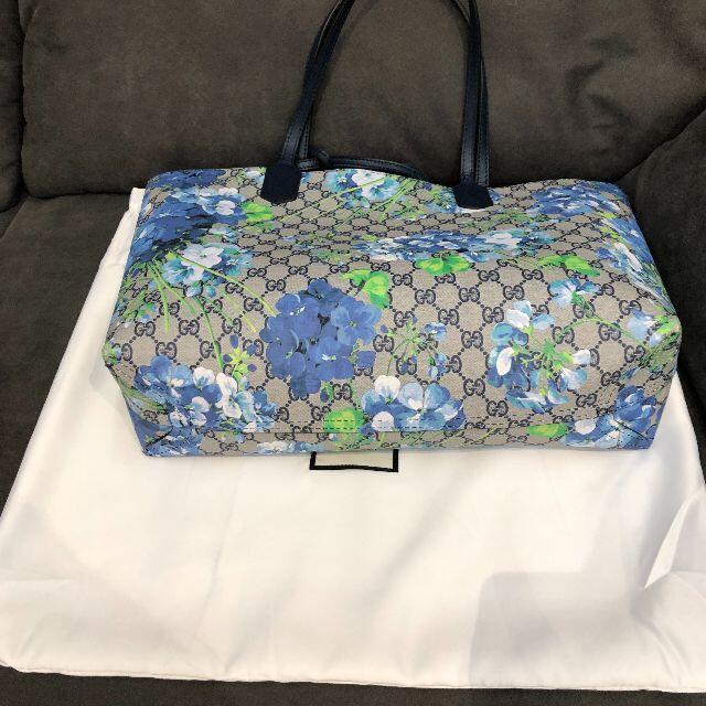 Gucci(グッチ)のGUCCI ブルームス リバーシブルトートバック レディースのバッグ(トートバッグ)の商品写真