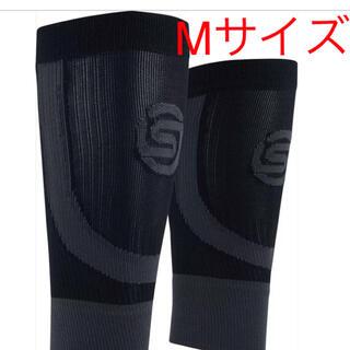 スキンズ(SKINS)の新品未使用 スキンズ シームレスカーフタイツ Mサイズ(トレーニング用品)