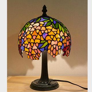 Tiffany & Co. - ティファニーランプ ステンドグラス ランプ