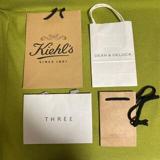 キールズ(Kiehl's)のショップ袋 セット(ショップ袋)