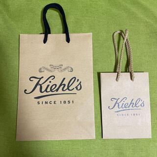 キールズ(Kiehl's)のキールズ ショップ袋 セット(ショップ袋)
