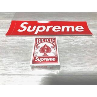 Supreme - 【 セット 】Supreme Bicycle カード 21fw ノベルティ