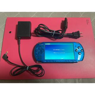 PlayStation Portable - PSP-3000 ブルー 1